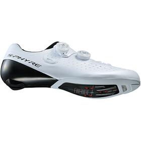 Shimano S-Phyre SH-RC9 Rennrad Schuhe Unisex weiß